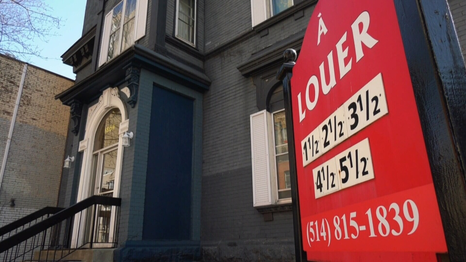 Montreal for rent