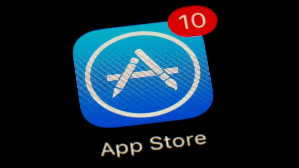 Apple's App Store app icon