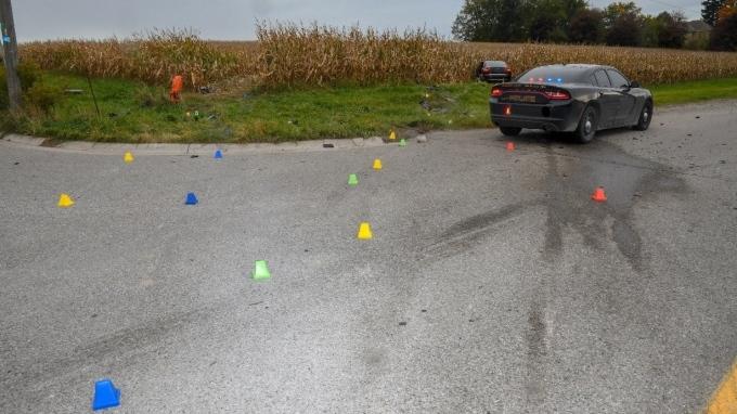 SIU crash scene