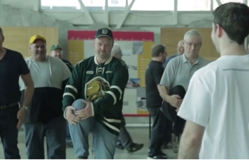 Hockey FIT program (File)
