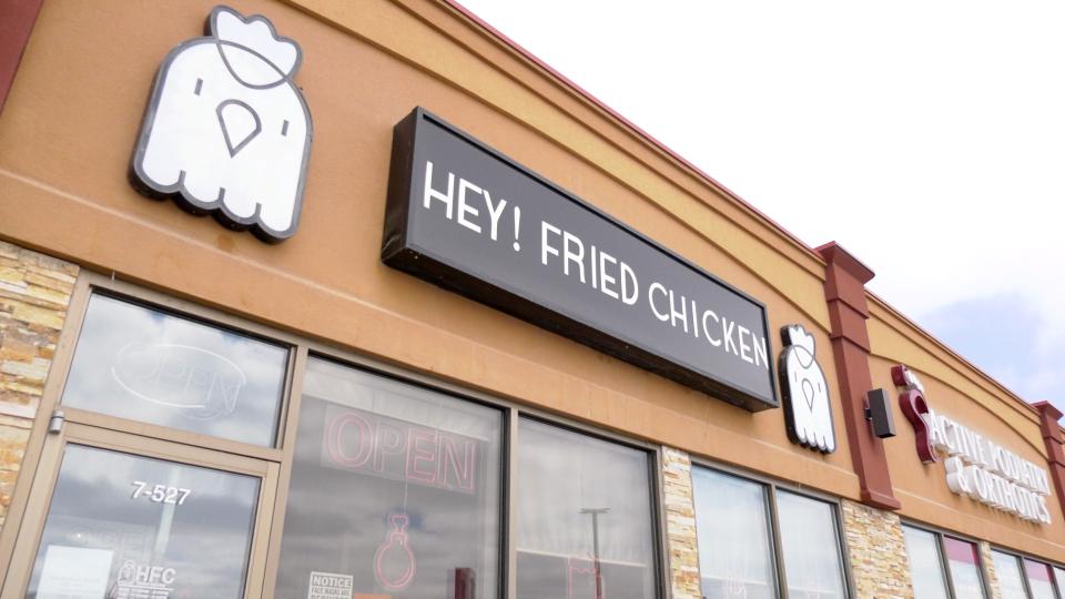 Hey! Fried Chicken