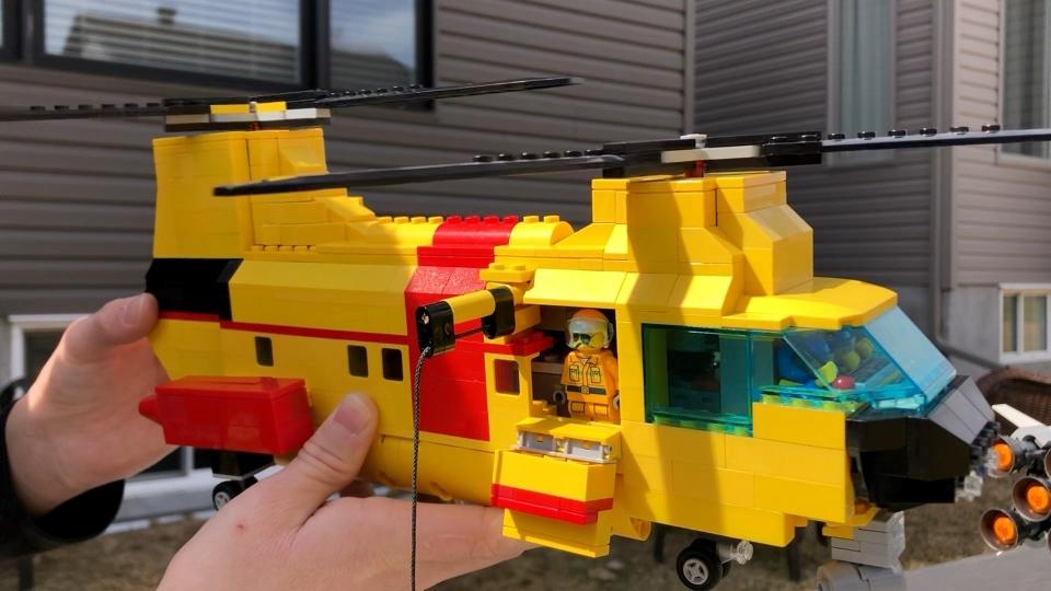 Lego CH 113