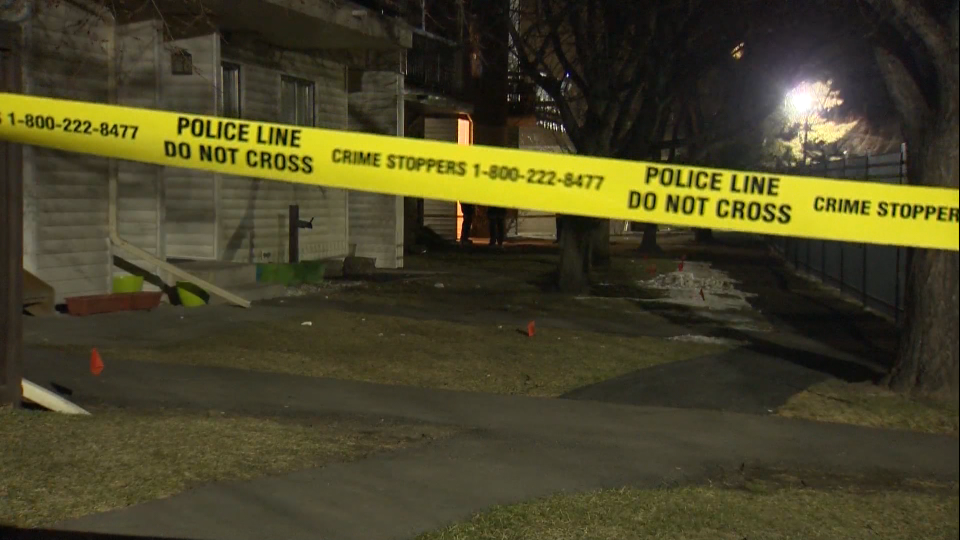 Rundle, stabbing, 38th Street. townhouse