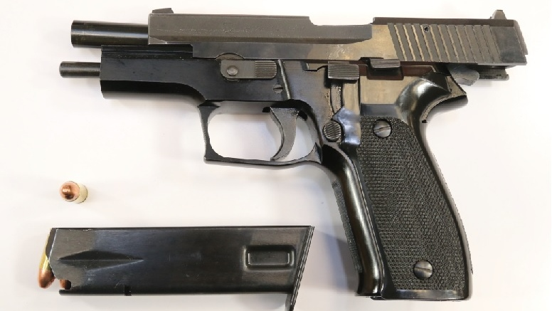 Gun seized by police suspected in North Bay shoot