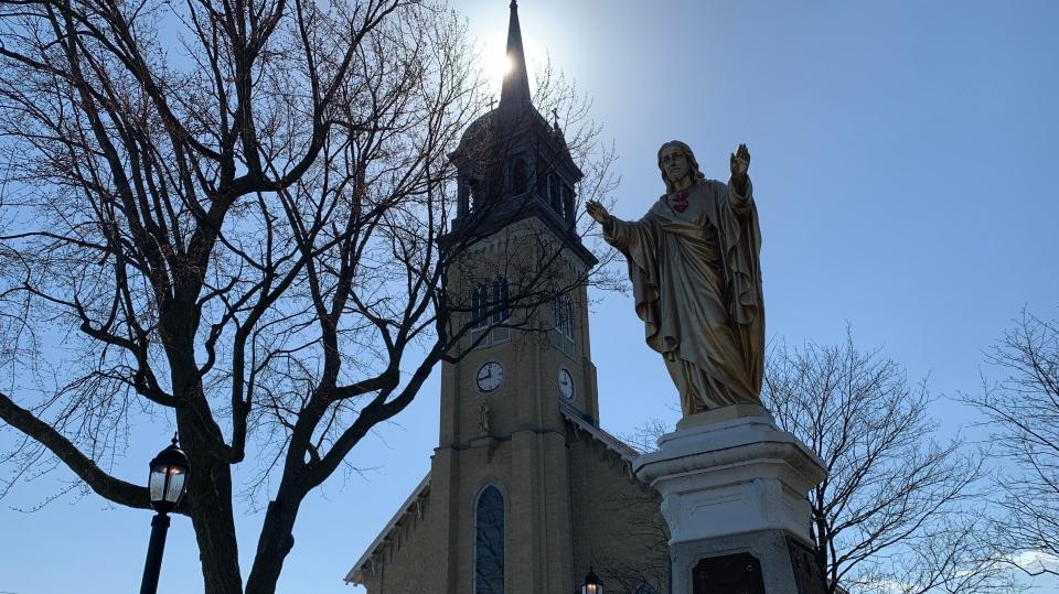 Ste. Anne Parish
