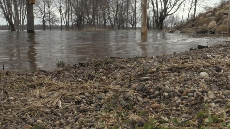 Keeping an eye on water levels in N.B.