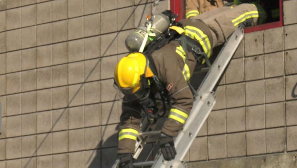calgary, lethbridge, fire recruits, emergency serv