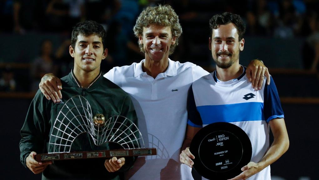 Tennis Rio 2021