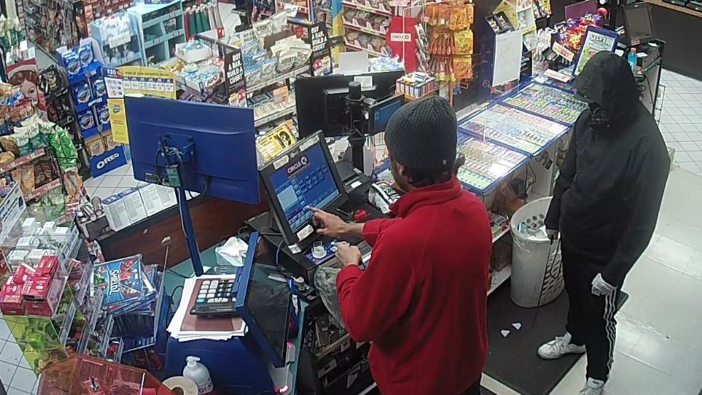 Circle K robbery suspect