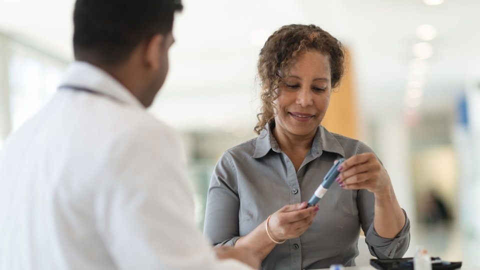 How your pharmacist can help manage your diabetes