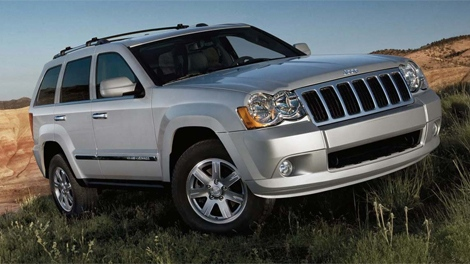 The Jeep Grand Cherokee is the dirtiest vehicle in the U.S., according to Forbes.com