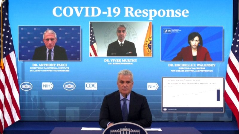 White House COVID-19 response team gives update