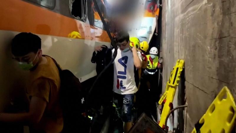 CTV National News: Taiwan train derailment