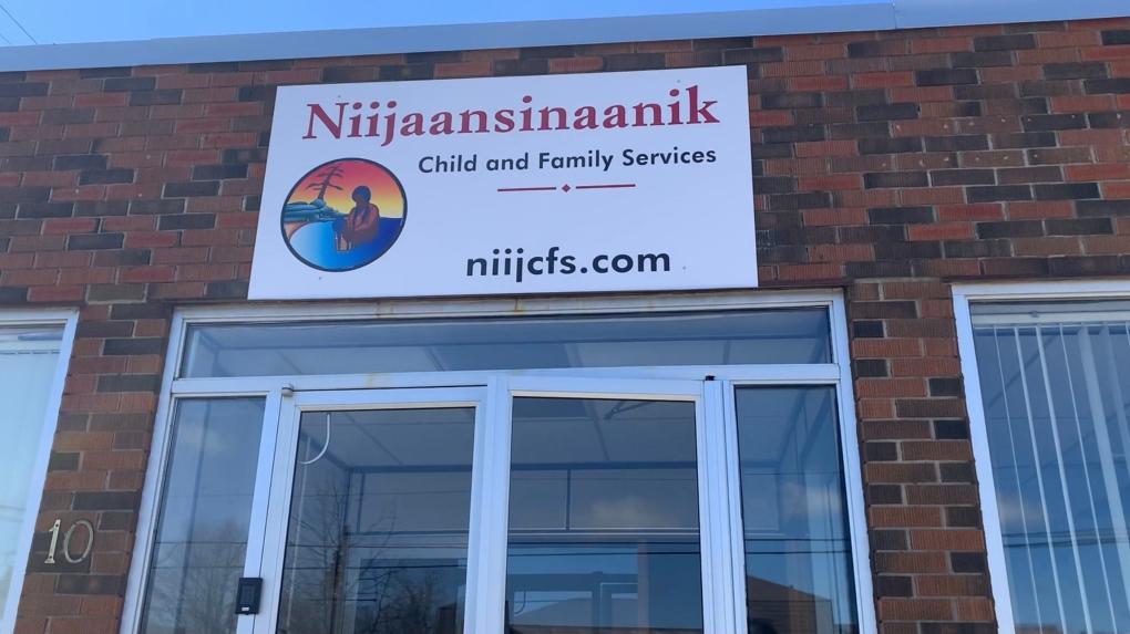 Niijaansinaanik Child and Family Services