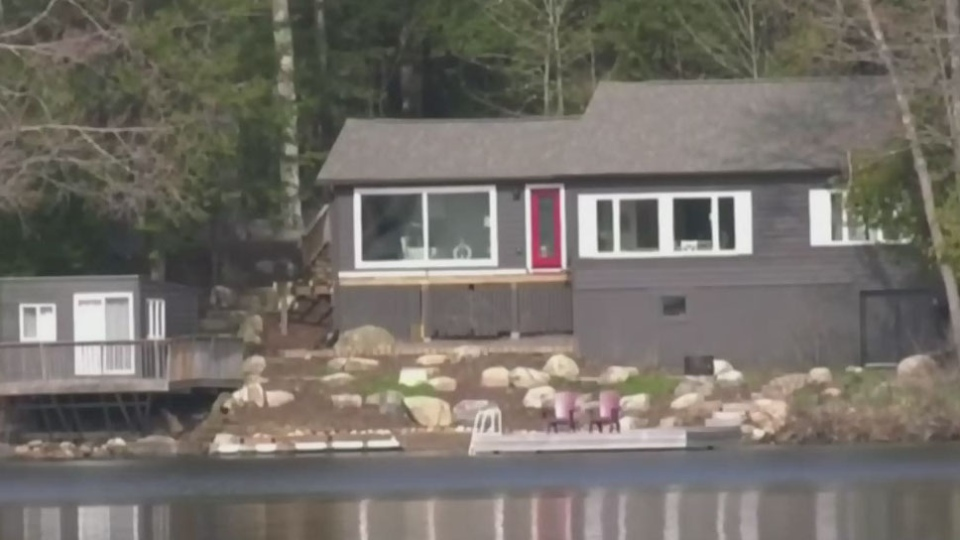 Cottage demand booms
