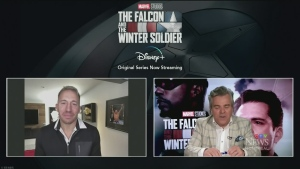 'Falcon and Winter Soldier' hit small screen