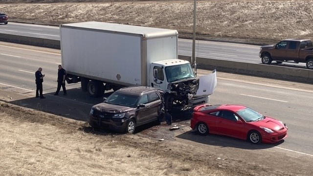 Whitemud crash