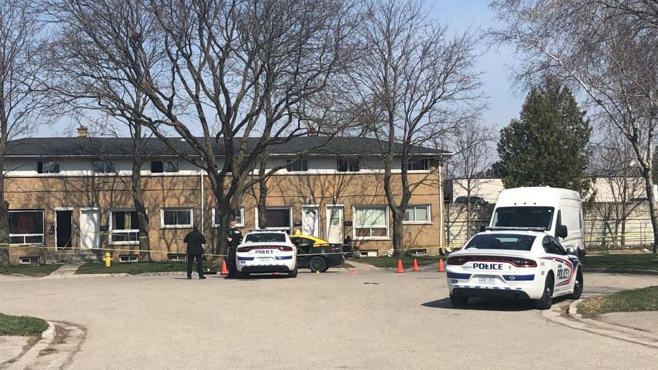 Hilton Place investigation