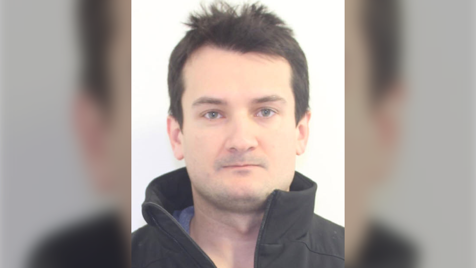 Kamil Pawlus, 37, of Kitchener, Ont. missing since March 30, 2021. (Supplied)