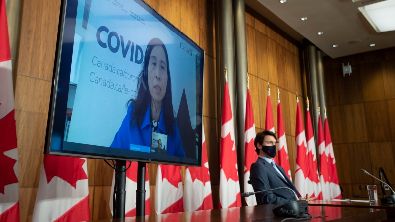 Federal officials give COVID-19 update