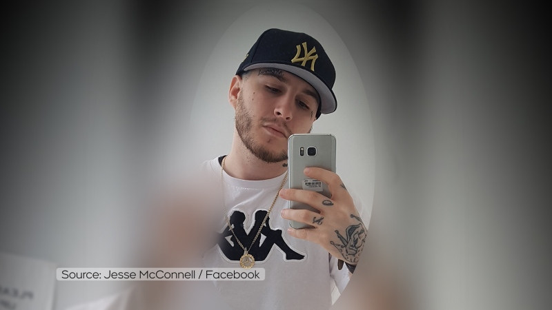 Jessie McConnell, 26, of London, Ont. is seen in this undated photo. (Source: Jessie McConnell / Facebook)