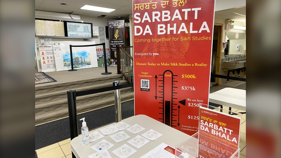 Sikh studies University of Calgary