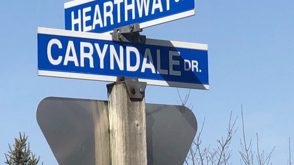 Caryndale Drive