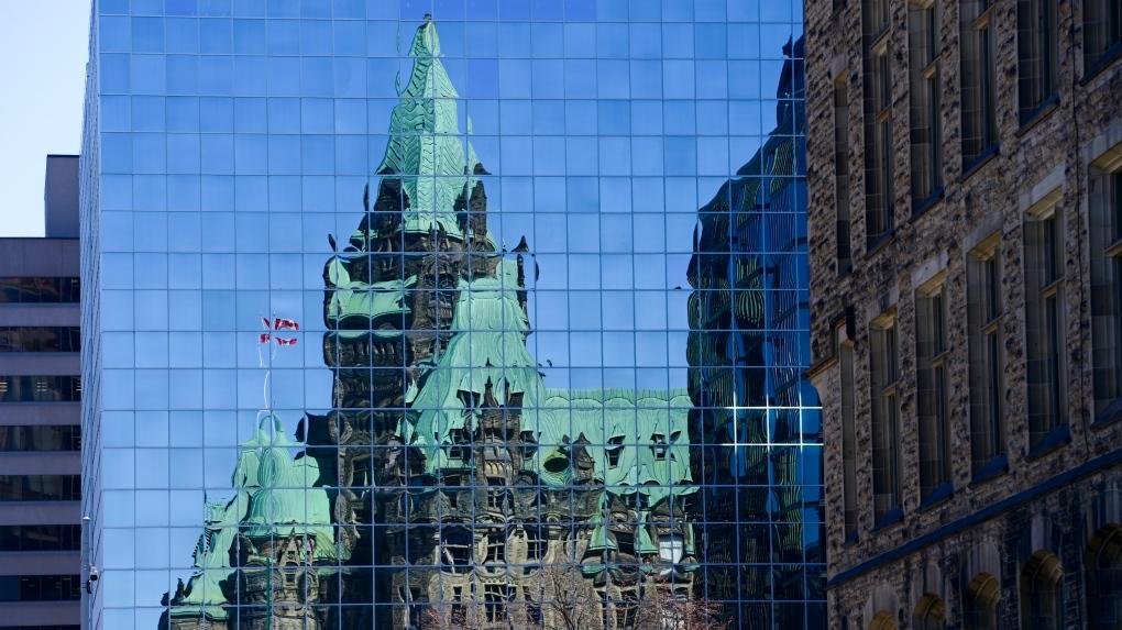 Confederation Building in Ottawa