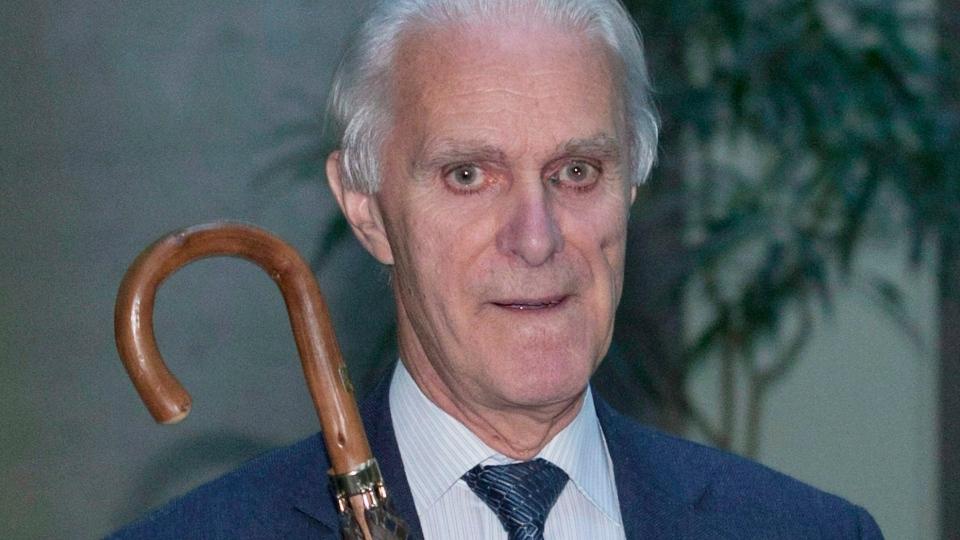 Former Quebec Judge Jacques Delisle