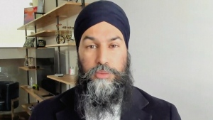 Power Play: One-on-one with Jagmeet Singh
