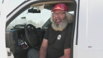 Homeless man's tiny home dismantled