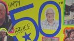Bruce Wylie Day in Brockville