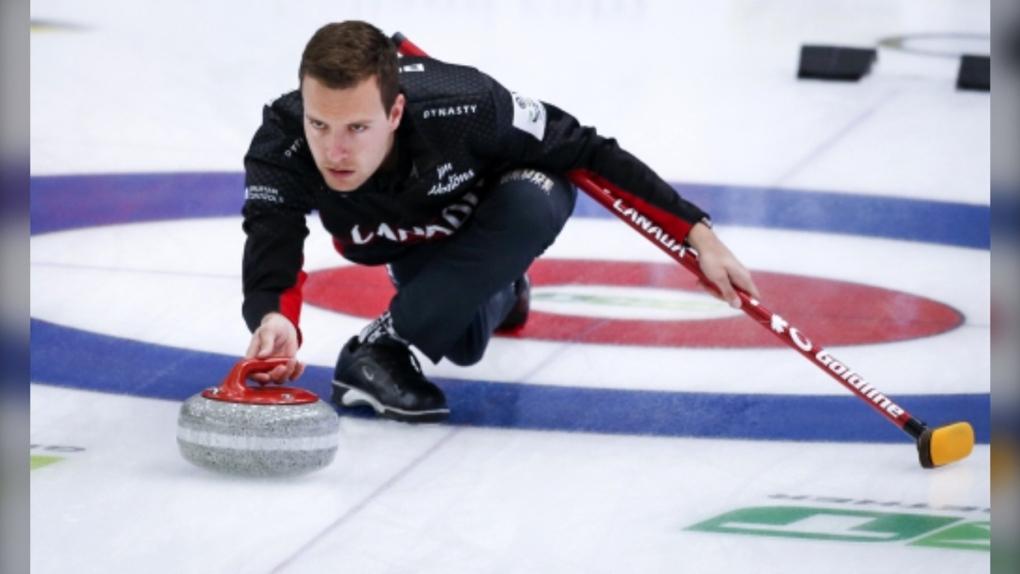 Bottcher, Brendan, Canada, curling