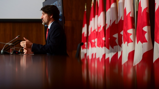 Prime Minister Justin Trudeau is seen in this file image. (The Canadian Press)