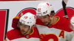 The Flames are splitting up Johnny Gaudreau and Sean Monahan in an attempt to kickstart their sputtering offence