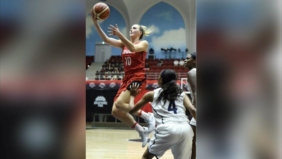 Saskatoon coach makes her mark