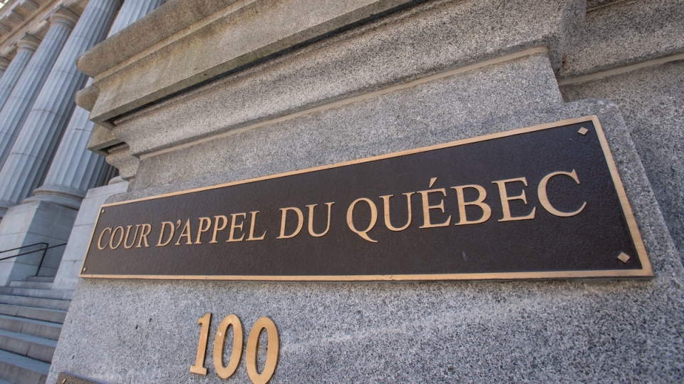 The Quebec Court of Appeal