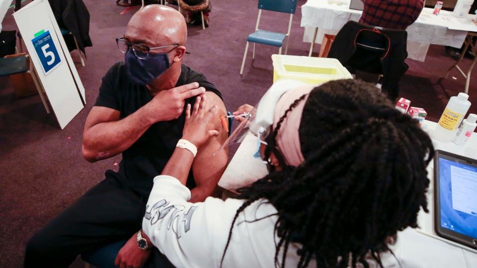 African Nova Scotian vaccine