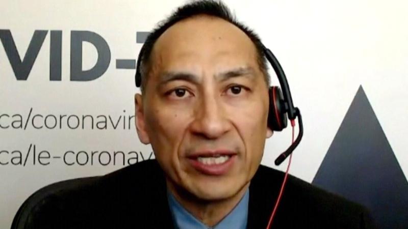 Dr. Howard Njoo