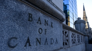 The Bank of Canada in Ottawa on Tuesday, Dec. 15, 2020. THE CANADIAN PRESS/Sean Kilpatrick