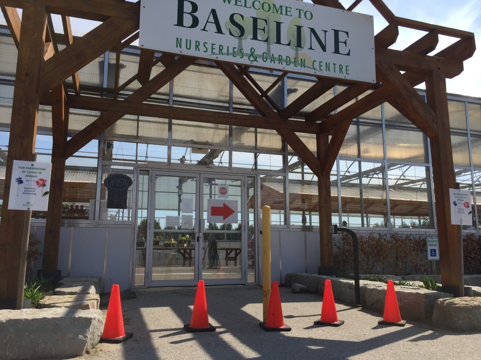 Baseline Nurseries and Garden Centre