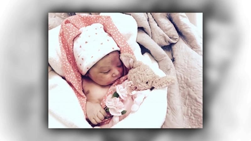 A heartbroken Calgary family is suing a funeral home they say disposed of their late infant daughter's ashes without consent.