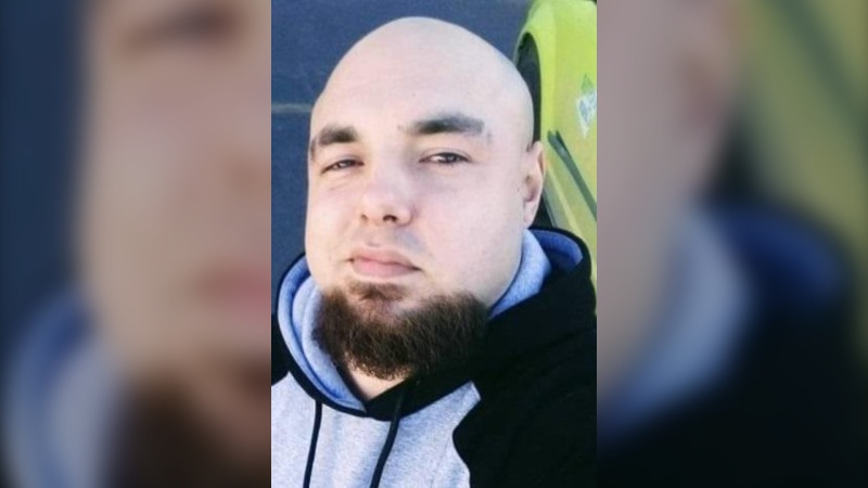 Sudbury police say Andrew Martin, 31, was last seen Dec. 7 in Sudbury. (Supplied)