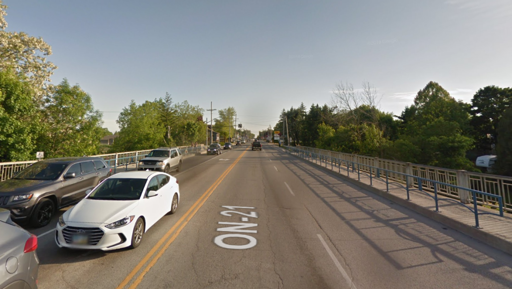 Ontario Street Bridge