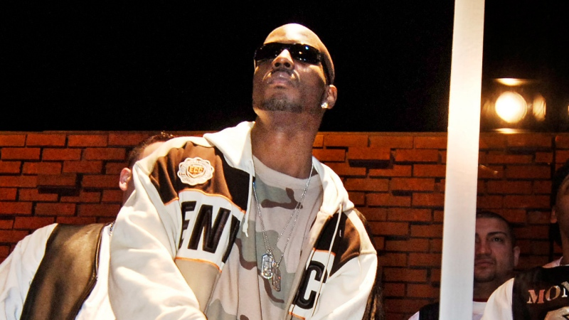 Rapper-actor DMX dead at 50