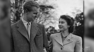 'The absolute love of her life': A look at the decades-long love story between Queen Elizabeth II's and Prince Philip.