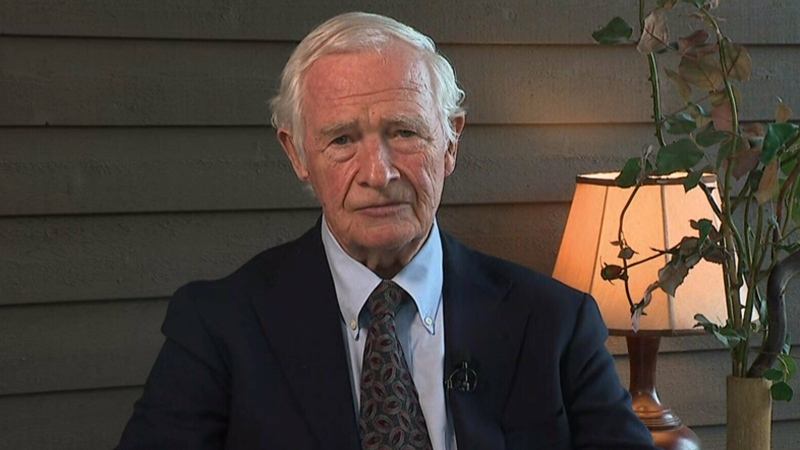 Full interview: One-on-one with David Johnston