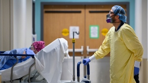 COVID-19 infection rate in Canada is skyrocketing