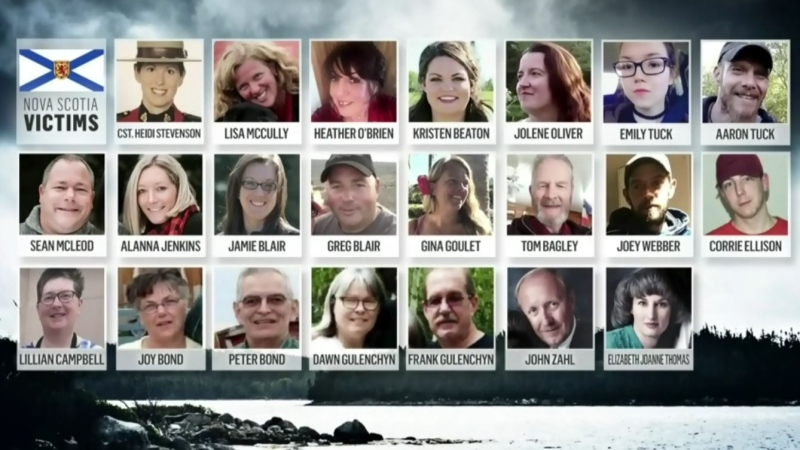 victims of mass shooting