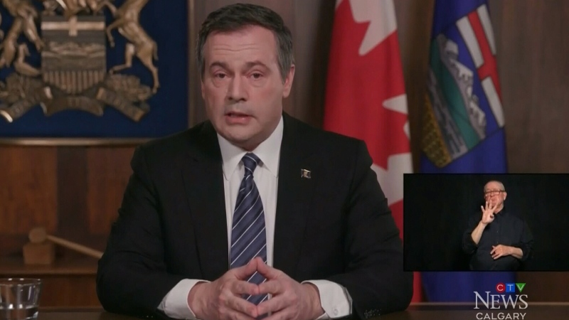 Kenney approval numbers tank: Poll
